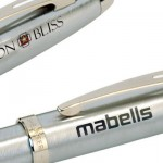 corporate gifts: pens with logos