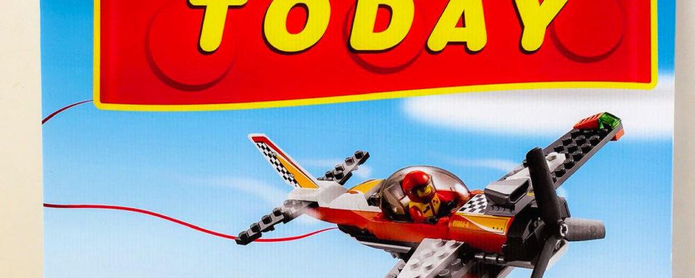 Lego Aero - Corflute Sign
