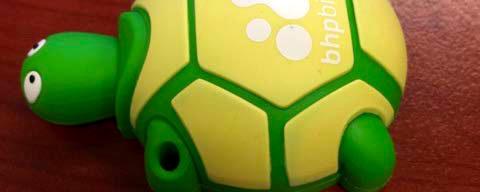 USB-turtle